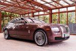 Vip-авто Rolls Royce Ghost аренда код 353