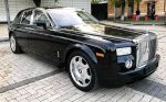 Vip-авто Rolls-Royce Phantom 2006 аренда код 352