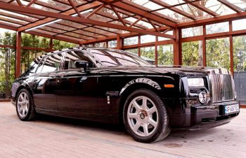 Rolls Royce Phantom 2008 прокат аренда