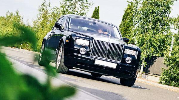 Rolls Royce Phantom 2010 прокат аренда