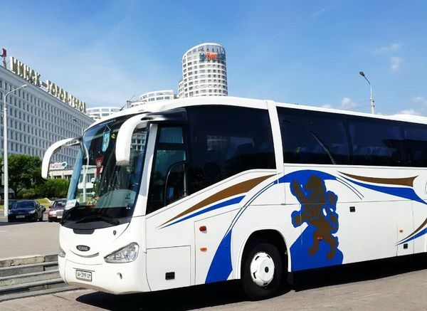 SCANIA Irizar New Century заказать автобус на свадьбу 50 мест