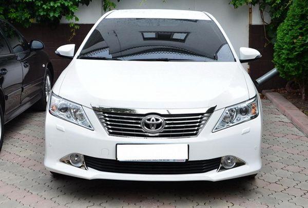 Toyota Camry V50 белая новая