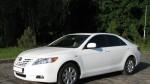Toyota Camry белая V40 прокат авто Киев цена