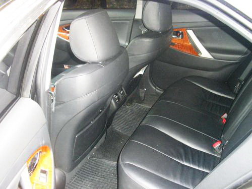 Toyota Camry gray