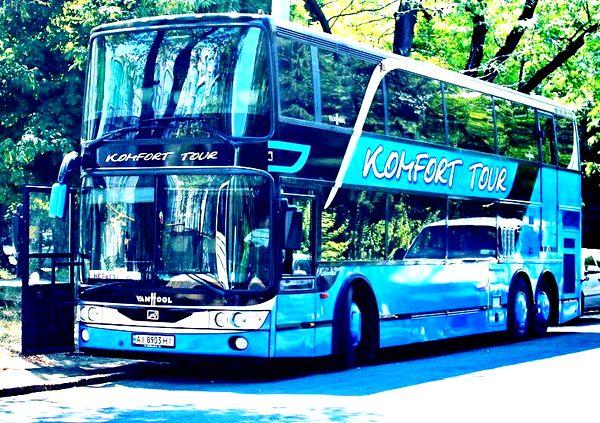 Аренда автобуса на 70 мест в Киеве