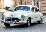 Ретро автомобиль ZIM GAZ-12 NEW аренда код 200