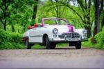 Ретро автомобиль ZIM GAZ-12 cabrio аренда код 203