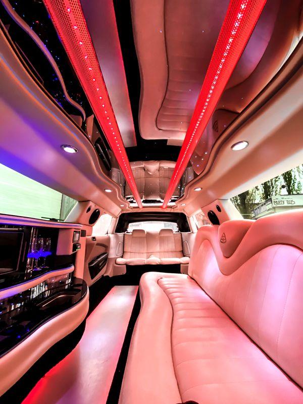 Ford Mustang Limo Cabrio аренда лимузина на свадьбу девичник
