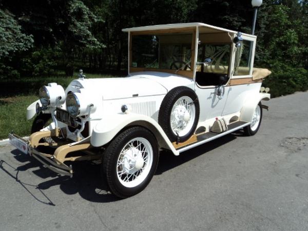 Заказ кабриолета на свадьбу