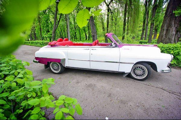ZIM GAZ-12 cabrio