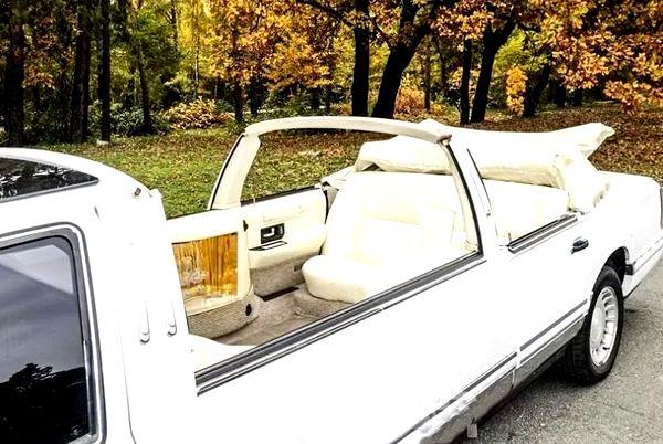 Lincoln Town Car прокат линкольн кабриолет на девичник