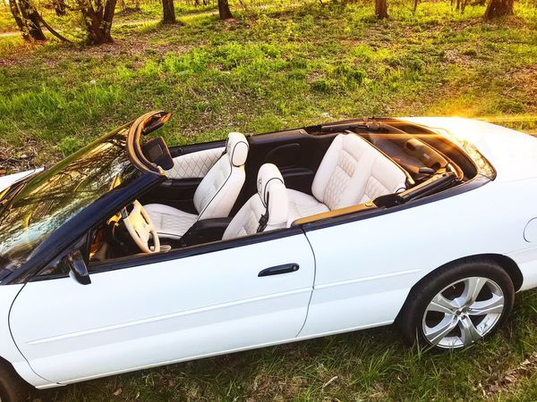 Chrysler Sebring белый прокат аренда на свадьбу
