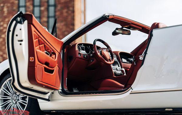 Bentley Continental GTC кабриолет аренда