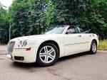 Кабриолет Chrysler 300C белый аренда код 220