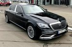 Аренда Mercedes-Benz Maybach S-Class код 395