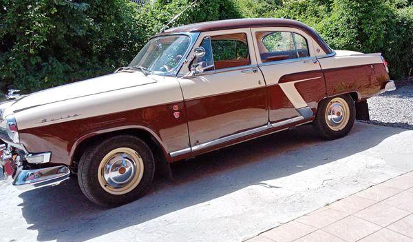 Volga Gaz 21 прокат аренда ретро машин