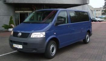 Volkvagen Transporter T5