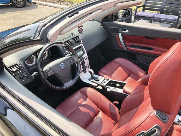 Volvo C70 Cabrio 2013 на съемки трансфер прокат