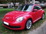 Volkswagen New Beetle красный аренда код 234