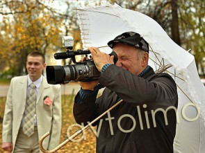 Свадебное видео оператор на свадьбу цена