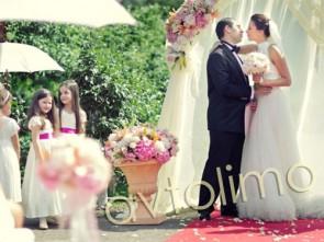 Выездная свадебная церемония