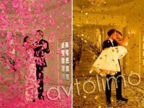 Свадебный салют фейерверк на свадьбу