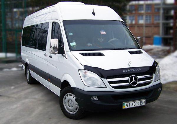 Mercedes Sprinter новый