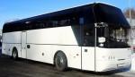 Автобус Neoplan 116 белый прокат