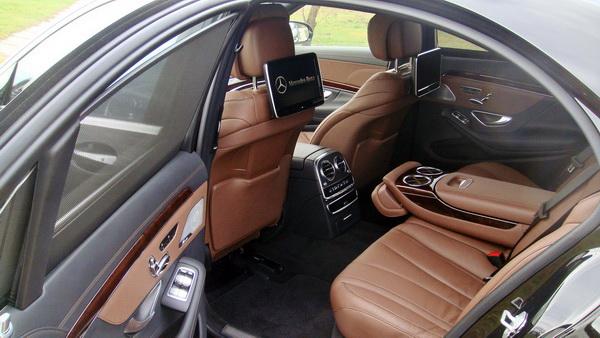 Mercedes W222 S500 арендовать на прокат