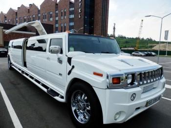 HUMMER H2 LAMBO NEW 2014 прокат аренда хамер лимузин киев заказать лимузин хамер белый на свадьбу в киеве 01