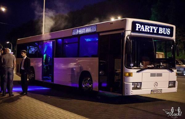 Party Bus - что это и самые необычные автобусы