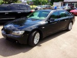 Бронированные авто BMW 760iL Guard прокат аренда Киев цена
