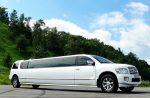 Лимузин Infiniti QX56 белая прокат аренда код 026