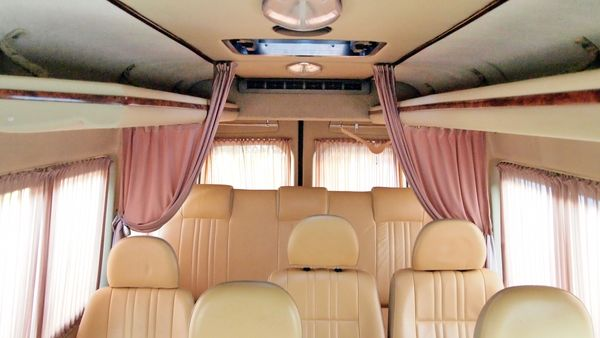 Mercedes Sprinter Silver вип класс микроавтобус