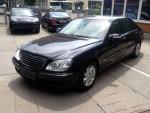 Прокат бронированных автомобилей Mercedes W220 S600 Киев цена