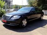Заказать бронированный Mercedes W221 S600 Guard Киев цена