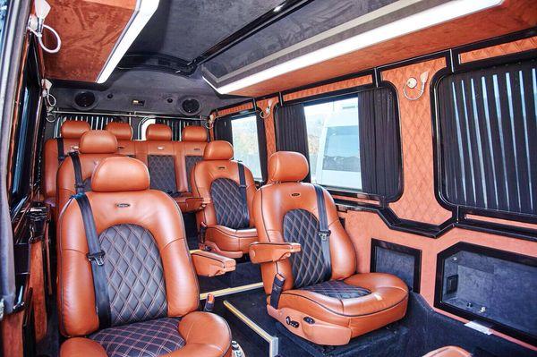 Mercedes Sprinet вип класса прокат аренда