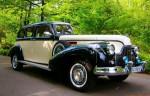 Ретро автомобиль Buick 1939 аренда
