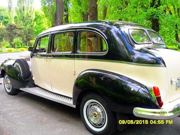 Buick 1939 года на прокат на свадьбу