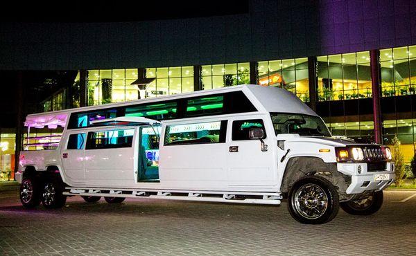 Mega Hummer H2 аренда лимузина хамер на свадьбу
