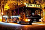 Автобус Party Bus Golden пати бас прокат