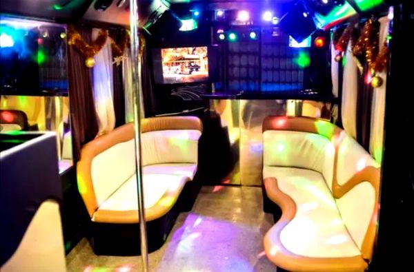 Party Bus пати бас заказать на прокат или аренда