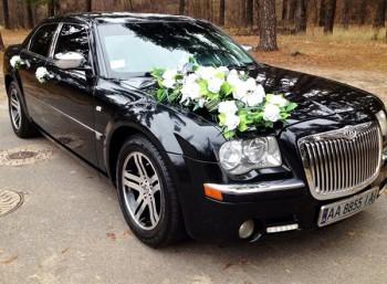 Chrysler 300C черный заказать в киеве