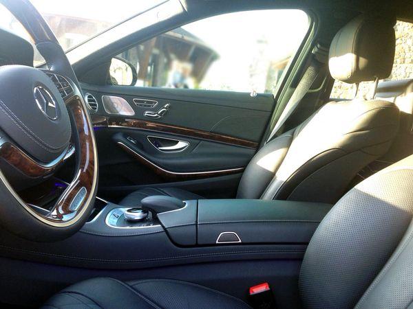 Mercedes W222 AMG черный авто на свадьбу