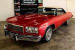 Ретро авто кабриолет Chevrolet Impala аренда код 386