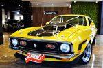 Ретро авто Ford Mustang Cobra Jet 1971 прокат аренда код 344