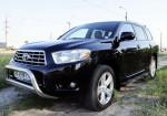 Внедорожник Toyota Highlander аренда прокат киев джип цена