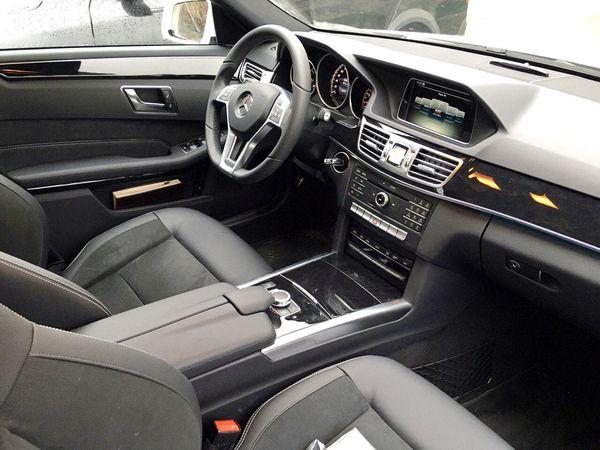 Mercedes W212 белый арендовать на свадьбу киев