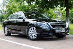 Vip-авто Mercedes W222 S500L аренда код 084
