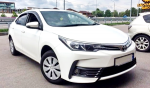 Toyota Corolla аренда авто код 050